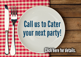 Let the BBQ Come to you!  Click here for details on catering.